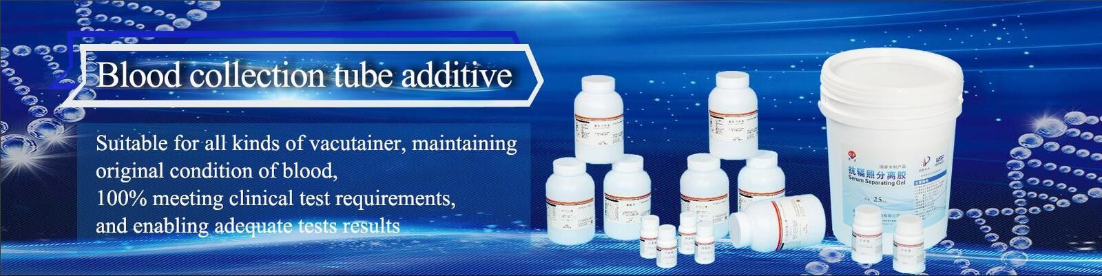 Blood Collection Tube Additives