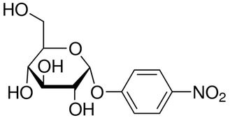 China C12H15NO8 P Nitrophenyl β D Galactopyranoside / PNPG Enzyme Reactant Complex supplier