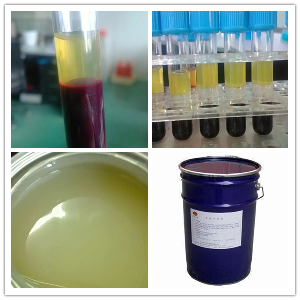 Non Transparent Serum Separator Gel Composition With Various Blood Coagulants
